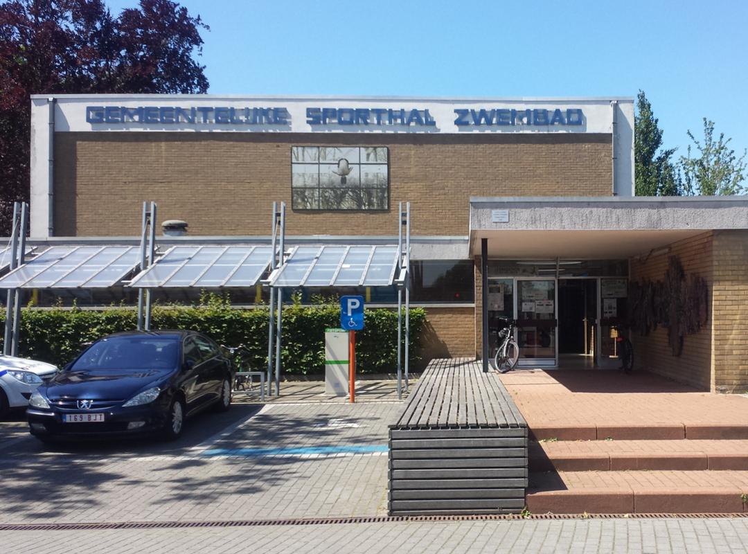 zwembad Wevelgem